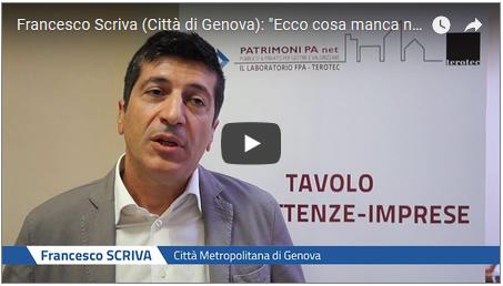 Intervista a Francesco Scriva di Eleonora Bove (FPA)